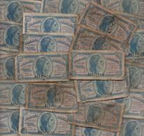 BILLETE ESPAÑA -   50 Centimos 1937  (1 Billete) - [ 5] Uitgaven Van Het Ministerie Van Financiën