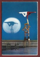 CN.- China.CIRCUS.12 Kaarten Met Omslag. 12 Cards With Envelope. Chinese Artiesten, Acrobaten. Gratis Verzenden. - Circus