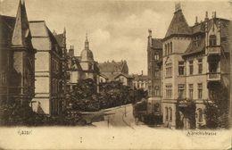 KASSEL CASSEL, Albrechtstrasse (1909) AK - Kassel
