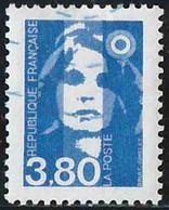 France 1996 Yv. N°3006 - 3F80 Bleu - Oblitéré - 1989-96 Marianne Du Bicentenaire