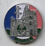 Pin's Armée Militaire Croix De Lorraine - Militari