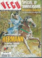 VECU  N° 58  -  1994  -  Couverture : HERMANN - Vécu