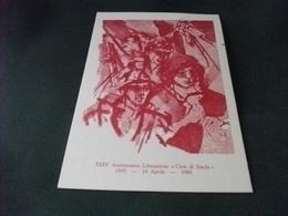 XXXV ANNIVERSARIO LIBERAZIONE CITTA' DI IMOLA 1980 - Imola