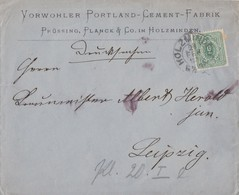 DR Brief Drucksache EF Minr.31 Nachv. Stempel Holzminden 28.2.78 - Briefe U. Dokumente
