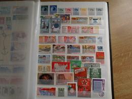 Album J / Collection De Timbres De RUSSIE / URSS Tous Neuf ** Sans Charnière MNH - Collections