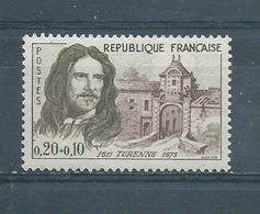 FRANCE -  Yvert  N° 1258 **  TURENNE - France