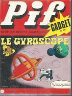 PIF GADGET  N° 195  -    1972 - Pif Gadget