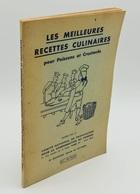 Les Meilleures Recettes Culinaires Pour Poissons Et Crustacés. - 3e éd. Comité National De Propagande Pour..., 1953 - Gastronomie