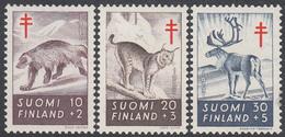 FINLAND  Michel  478/80  ** MNH - Finlande