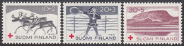FINLAND  Michel  528/30  ** MNH - Finlande