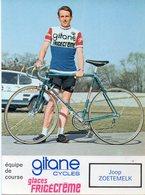 Cyclisme, Joop Zoetemelk - Cyclisme