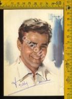Personaggio Musica Teatro Cantanti Autografo Teddy Reno - Cantanti E Musicisti