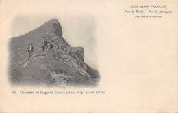 74-AIGUILLE CROCHE-LA DESCENTE-N°510-D/0143 - France