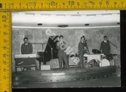 Personaggio Musica Teatro Cantanti Autografo Quartetto Ferrara - Cantanti E Musicisti