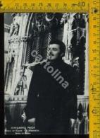 Personaggio Musica Teatro Cantanti Autografo Beniamino Prior - Cantanti E Musicisti