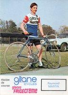 Cyclisme, Raymond Martin - Ciclismo