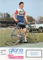 Cyclisme, Raymond Martin - Cyclisme
