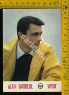 Personaggio Musica Teatro Cantanti Spettacolo Alain Barrière - Cantanti E Musicisti