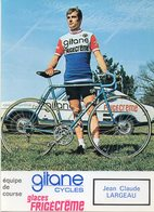 Cyclisme, Jean-Claude Largeau - Ciclismo