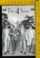 Personaggio Musica Teatro Cantanti Spettacolo The Four Saints - Cantanti E Musicisti