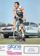 Cyclisme, Gilbert Bellone - Cyclisme