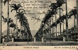 Brésil - RIO De JANEIRO - Avenida Do Mangue - Rio De Janeiro