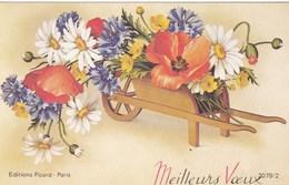 MEILLEURS VOEUX N° 2079/2/ED. PICARD (dil234) - Thanksgiving