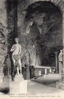 CPA 75005 Paris Musée Cluny Thermes De Julien Statue D'Adam - France