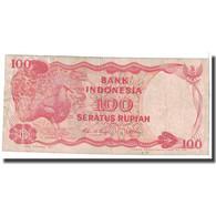 Indonésie, 100 Rupiah, 1984, KM:122b, B - Indonésie