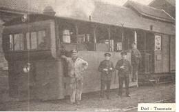 Doel Tram Statie - België