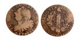 LOUIS XVI 6 Deniers 1792 I (Limoges) A VOIR!!! - 987-1789 Monnaies Royales