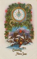 Gelukkig Nieuwjaar - Happy Newyear - Bonne Année (A711 - Nouvel An