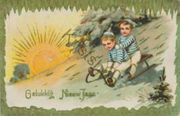 Gelukkig Nieuwjaar - Happy Newyear - Bonne Année (A766 - Nouvel An