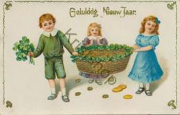 Gelukkig Nieuwjaar - Happy Newyear - Bonne Année (A767 - Nouvel An