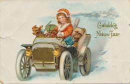 Gelukkig Nieuwjaar - Happy Newyear - Bonne Année (A789 - Nouvel An