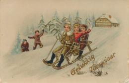 Gelukkig Nieuwjaar - Happy Newyear - Bonne Année (A792 - Nouvel An