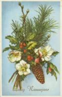 Gelukkig Nieuwjaar - Happy Newyear - Bonne Année (A921 - Nouvel An