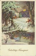 Gelukkig Nieuwjaar - Happy Newyear - Bonne Année (A928 - Nouvel An