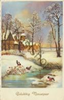 Gelukkig Nieuwjaar - Happy Newyear - Bonne Année (A968 - Nouvel An