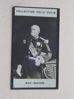 MAC-MAHON ( Collection Felix Potin ) ! - Félix Potin