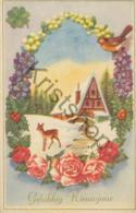 Gelukkig Nieuwjaar - Happy Newyear - Bonne Année (A976 - Nouvel An