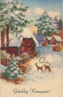 Gelukkig Nieuwjaar - Happy Newyear - Bonne Année (A1163 - Nouvel An