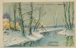 Gelukkig Nieuwjaar - Happy Newyear - Bonne Année (A1207 - Nouvel An