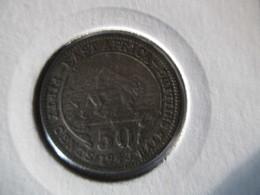 British East Africa: 50 Cents 1943 - Colonie Britannique