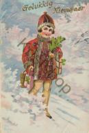 Gelukkig Nieuwjaar - Happy Newyear - Bonne Année (A1321 - Nouvel An