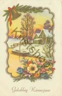 Gelukkig Nieuwjaar - Happy Newyear - Bonne Année (A1338 - Nouvel An