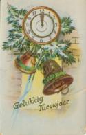 Gelukkig Nieuwjaar - Happy Newyear - Bonne Année (A1736 - Nouvel An