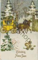 Gelukkig Nieuwjaar - Happy Newyear - Bonne Année (A1894 - Nouvel An