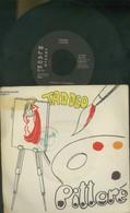 TADDEO -PITTORE -DELITTO D'ONORE -DISCO VINILE 45 GIRI 1980 - Dischi In Vinile