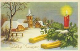 Gelukkig Nieuwjaar - Happy Newyear - Bonne Année (A2217 - Nouvel An